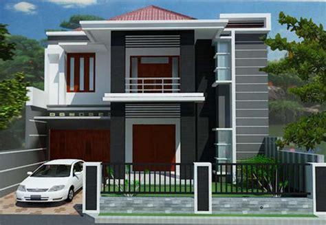 desain interior rumah minimalis lantai dua 7 desain gambar rumah minimalis dua lantai abwaba com