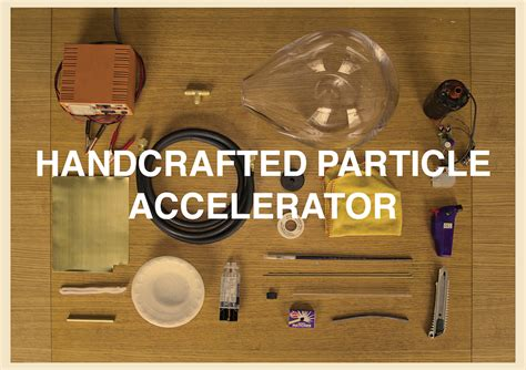 The Handcrafted - your back cern designer builds particle