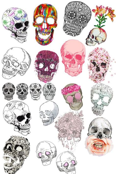 small sugar skull tattoo 25 best ideas about small skull on