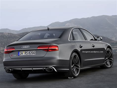 Audi Rs 8 by Audi Rs8 Gets Imagined We Approve Gtspirit