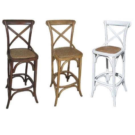 Inside Out Bar Stools by Crossback Oak Barstool Insideout