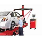 Hunter HawkEye Elite TD  Wheel Alignment Equipment