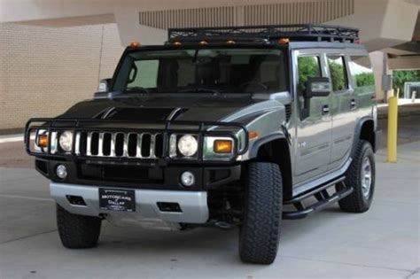 active cabin noise suppression 2006 hummer h2 transmission control service manual removing escape transmission on a 2008 hummer h2 2003 hummer h2 suv in black