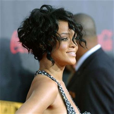 edgy urban cool hair on pinterest 86 pins rihanna short curly hair edgy bob i love this too what