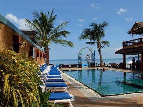 malibu resort swimming pool picture of malibu resort chaweng