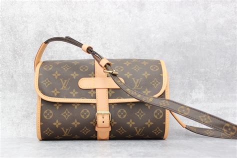louis vuitton monogram canvas marne shoulder bag  jills
