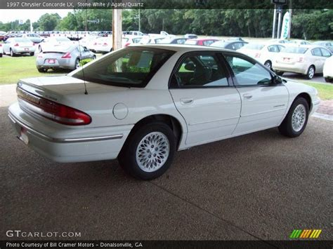 1997 chrysler concorde lx 1997 chrysler concorde lx in white photo no
