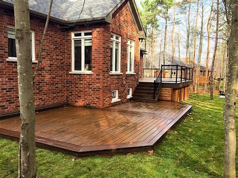 lowes barrie ontario 17 best images about decking on ontario patio