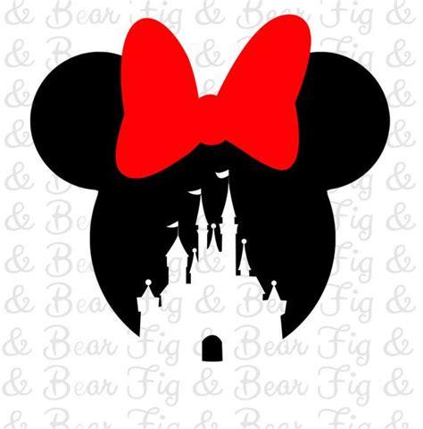 minnie mouse clipart minnie mouse silhouette clip 101 clip