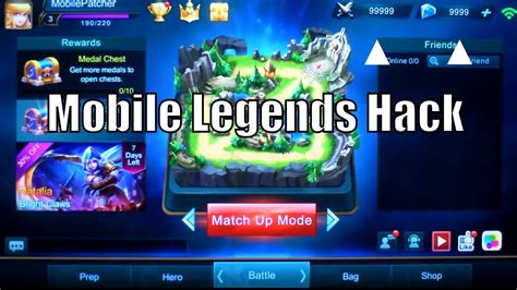mobile legend hack tool mobile legends hack how to hack mobile legends
