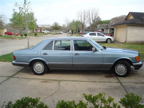 1989 Mercedes 560sel by Datboifrom713 1989 Mercedes 560sel Specs Photos