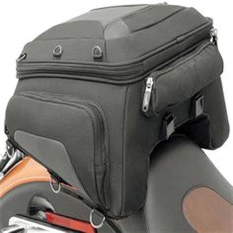 Motorcycle Seat Upholstery Cost by Motorcycle Seat Bag Luggage On Motorcycle