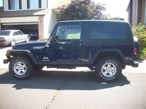 Are Jeeps Reliable Cars Purchase Used 2006 Jeep Wrangler Unlimited Lj Tju With