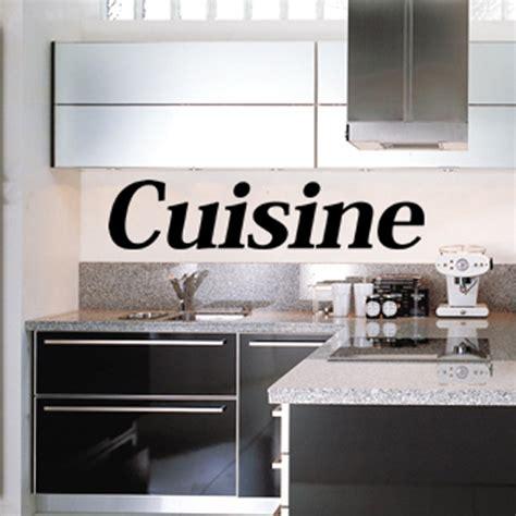 sticker de cuisine stickers cuisine pas cher