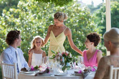 Wedding Attire Daytime by Proper Attire For A Daytime Wedding