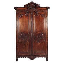 antique wardrobe normandie armoire ebay