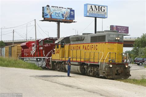 Union Pacific Mba Internship by Railroad Photos By Mike Yuhas Milwaukee Wisconsin 8 19 2005