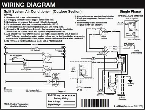 wiring diagram for home compressor arb compressor wiring