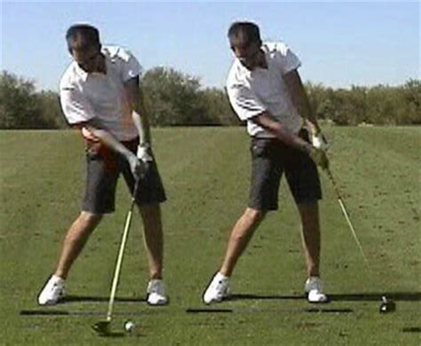 golf swing impact position my daily swing the modern total body golf swing impact