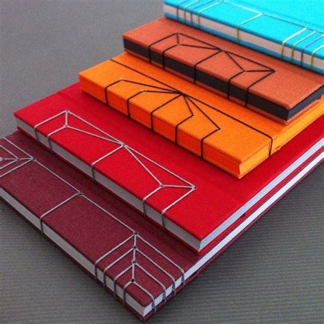 Handmade Bookbinding - 25 best ideas about book binding on handmade
