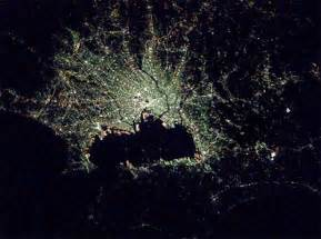 Las Vegas Rugs 5 Cities From Space Amazing Aerial Night Photography