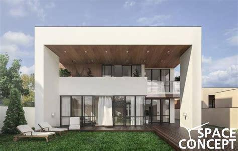 proiecte moderne proiect casa moderna lac space concept