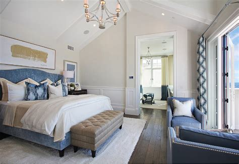 blue and cream bedroom decorating ideas ultimate california beach house with coastal interiors home bunch interior design ideas