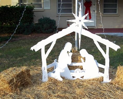outdoor nativity sets beautiful of outdoor christmas