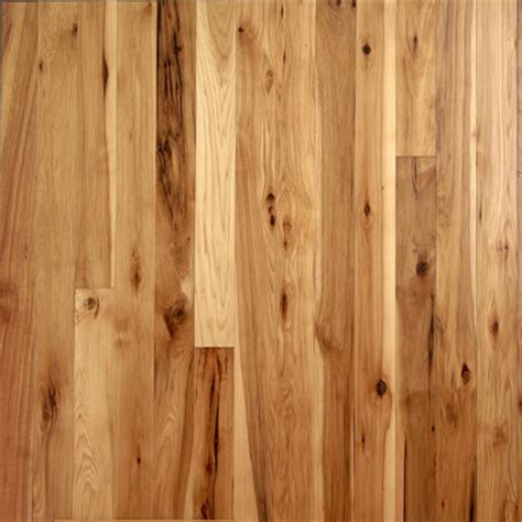 Hickory Wood Floors by Unfinished Hickory Hardwood