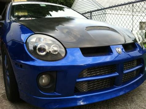 dodge neon mods purchase used 2004 dodge neon srt 4 stage2 with mods in