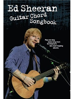 ed sheeran biography amazon ed sheeran guitar chord songbook sheet music