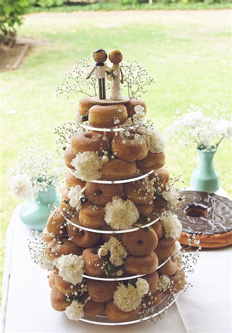 Alternatives To A Traditional  Ee  Wedding Ee   Cake