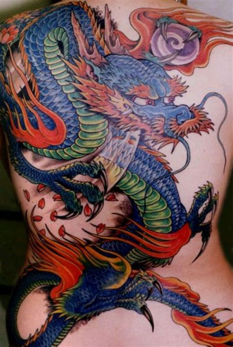 tattoo dragon body 70 full body dragon tattoos
