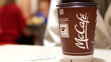 Mcdonalds Free Coffee Stickers