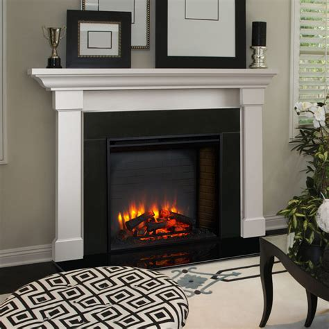 built in series electric fireplace by simplifire forge