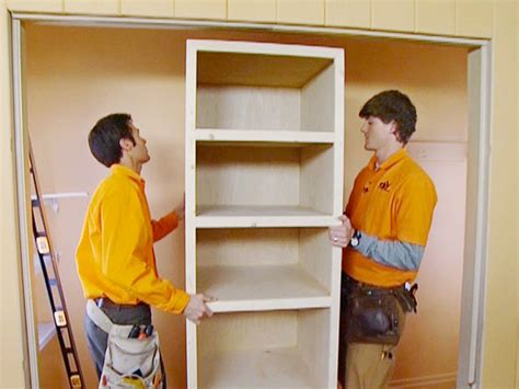 pdf diy how to build wood closet shelves plans