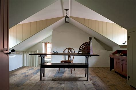 rustic home office desk 15 home offices featuring trestle tables as desks