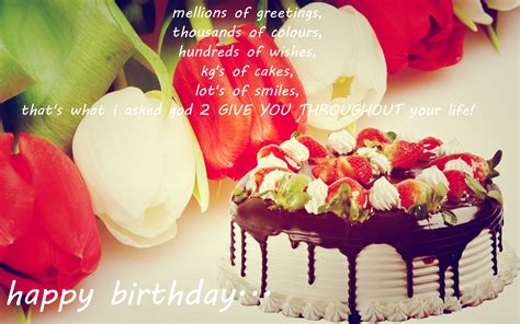 Happy Birthday Cake Images With Quotes Happy Birthday To Love Hd Wallpapers Messages Quotes