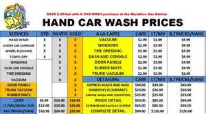 Awesome Car Detailing Supplies #6: Carwash-prices.jpg