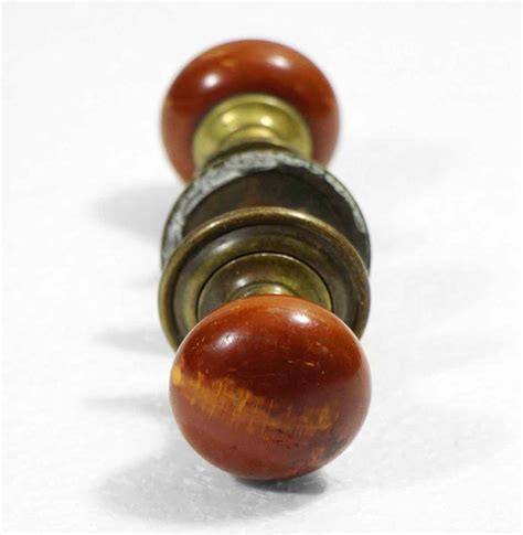 Small Wooden Knobs by Small Wooden Knob Set Olde Things