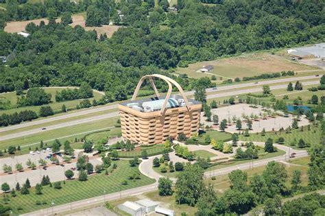 Longaberger Basket Building by World S Largest Basket Ohiowins
