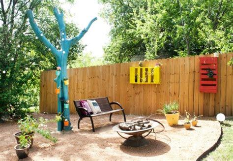 bohemian backyard steal this modern bohemian look 171 stencil stories