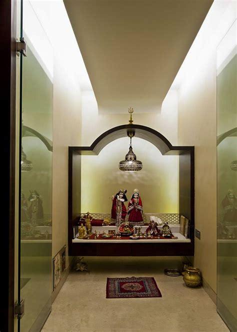 interesting false ceiling wedding decor puja room