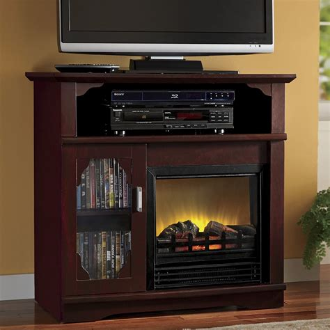 Electric Fireplace With Storage by Media Storage Electric Fireplace From Montgomery Ward