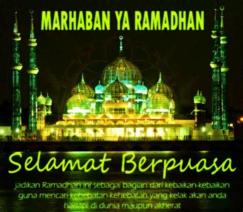 kata ucapan selamat puasa ramadhan katakan  ceritakan