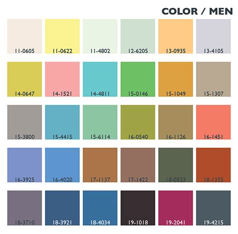trend colors lenzing spring summer 2014 color trends usage menswear posted by senay gokcen fashion