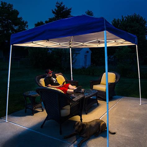 outdoor canopy lighting portable canopy tent led lighting kit novelty lighting