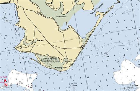 baffin bay texas map baffin bay4