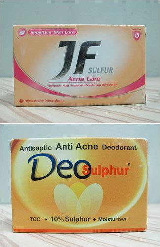 Sabun Guardian product review 5 sabun untuk usir jerawat pada wajah tubuh