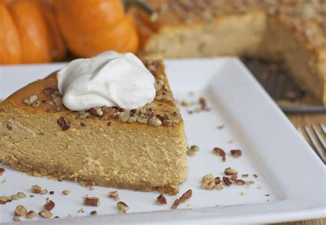 easy pumpkin pie cheesecake recipe divas can cook